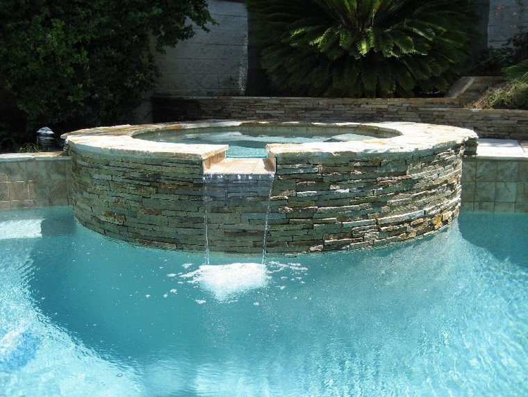 Stone Work The Pool Pros Orange County Newport Beach